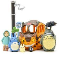 8pcs lot Totoro figures toys New PVC Japanese Anime