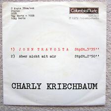 Single / CHARLY KRIECHBAUM / RARITÄT / 1979 / AUSTRIA /