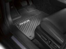 Genuine OEM Acura 2014 -16 MDX All Season Floor Mat Set in Black 08P13-TZ5-210A