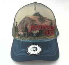 NEW Mountain High Snapback Trucker Hat Ball Cap, Mountain Scenery, Makerwear NWT