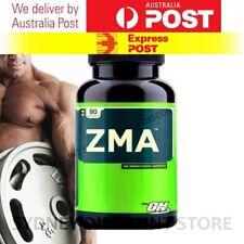 OPTIMUM NUTRITION ZMA 90 Caps FREE EXPRESS POSTAGE