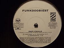 "FUNKDOOBIEST - PAPI CHULO (REMIXES) (12"")  1997!!  RARE!!  RALPH M + DJ MUGGS!!!"