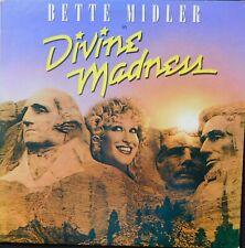 New listing BETTE MIDLER Divine Madness LP 1980 VF