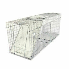 Flyline W0032 Large Collapsible Catch and Release Live Animal Trap - 81 x 25 x 30cm