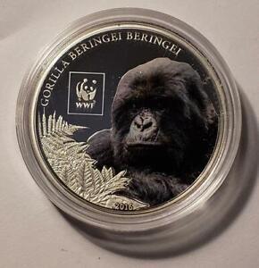Gorilla WWF 2016 Tanzania Cuni