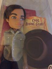 New In Box Bratz Boyz Cowboyz Cade Fashion Doll