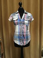 Women's River Island Shirt              Size10 Good Condition