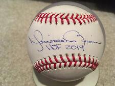 """Mariano Rivera """" HOF 2019 """" Signed Baseball Autographed JSA COA Yankees"""