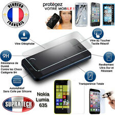 Protection d'Ecran en Verre Trempé Contre les Chocs pour Nokia Lumia 635
