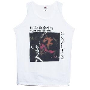 The Slits Punk Alternative Rock Metal Music T shirt Vest Unisex Fit Top S-2XL