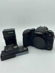 Panasonic LUMIX G85 16.0MP Digital Camera (Body Only) 228 Shutter!!