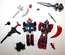 Lotto robot Trider G7 Gordian Gundam e altro