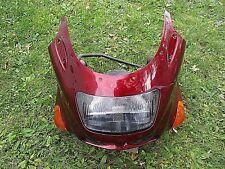 Ninja ZX11 zx 11 zx1100 D ZX11D Kawasaki Front Upper Plastic Fairing Cowl Light