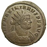Maximianus Herculius Æ Antoninianus (286-293 AD), Jupiter