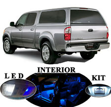 LED Package - Interior + License Plate + Vanity for Toyota Tundra (16 pieces)