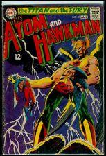 DC Comics The ATOM And HAWKMAN #40 VG+ 4.5
