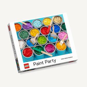 LEGO® Paint Party Puzzle - NEW!