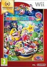 Nintendo Wii Spiel Mario Party 9 NEUWARE
