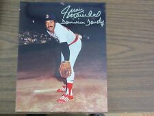 Juan Marichal Autographed / Signed 8 x 10 Photo Boston Red Sox Dominican Dandy