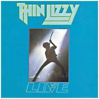 Thin Lizzy - LIFE - LIVE [New CD] UK - Import