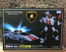 TRANSFORMERS MASTERPIECE CYBERTRON SECURITY DIRECTOR MP-14+ ALERT ANIME COLOR