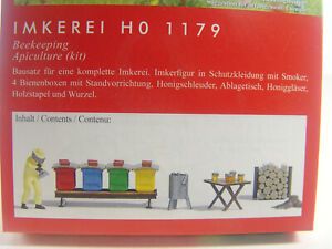 Busch h0 7855 Action-Set eisrettung NUOVO