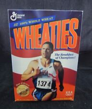 Wheaties 1996 Olympics Dan O'Brien Gold Medal Collector's Box Never Opened