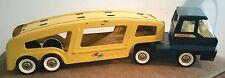 ertl turbine structo car/auto carrier/hauler/transporte r truck & trailer vintage