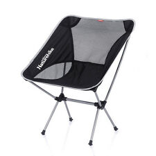 Naturehike Portable Aluminium Alloy Chair Outdoor Folding Camping Fishing Chair