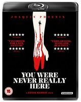 You Were Never Really Here [Bluray] [2018] [DVD]