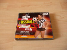 3 CD Box Fussball Hits: Okay Franz Beckenbecker Peter Alexander Michael Schanze