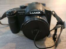 Panasonic LUMIX DMC-FZ7 Digital Camera 12x Optical Leica Black