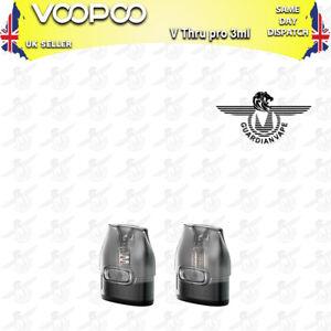 VOOPOO V.THRU PRO REPLACEMENT POD  1.2ohm, 0.7ohm STANDARD VERSION