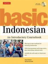 Basic Indonesian: (MP3 Audio CD Included), Robson Dr., Stuart, Kurniasih, Yacint