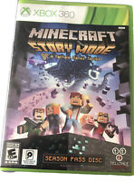 Minecraft Story Mode  Xbox 360 Kids Game 2