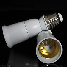 E27 to E27 95mm verlängern Sockel Base LED-Glühlampe-Lampe Adapter Converter
