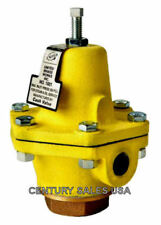 "CASH ACME 2"" STEAM / OIL PRESSURE REDUCER REGULATOR 20-125 PSI W/ STRAINER 1001"
