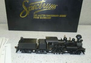 Spectrum 81902 HO 80 Ton Three Truck Shay Steel cab Steam Loco Unlettered