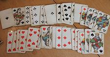 ancien jeux de cartes piquet a 36 blatt n 105