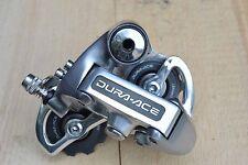 rear derailleur road vintage Shimano dura ace RD- 7402 short cage 49 mm 8 speed