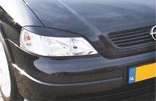 Cilia head lights Headlights eyebrows Opel Astra G Classic (1998-)