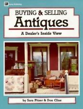 BUYING & SELLING ANTIQUES - How To Get Into The Antique Business