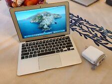 "Apple MacBook Air 2015 11"" Laptop 128GB SSD 1.6GHz 4GB RAM A1465"