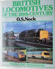 BRITISH LOCOMOTIVES OF THE 20TH CENTURY, VOLUME 3 1960 TO PRESENT, NEW BOOK