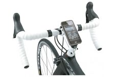 Black Topeak RideCase for iPhone 5/5S & SE with Handlebar & Stem Cap Mounts