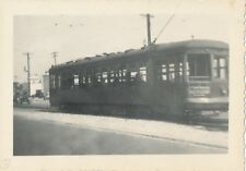 1939 Sandwich, Windsor Amherstburg RY Canada  trolley small Photo