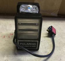 Vintage Polaroid Focused Flash Model #490