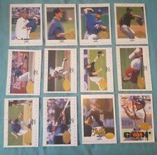 1997 Score Baseball Hobby Reserve Lot Of 12 Cards
