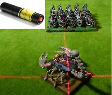Cruz láser, líneas de visión láser, tabletop-láser, Warhammer, positionierlaser