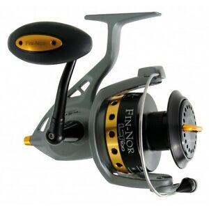 Fin-Nor LETHAL * Fixed Spool  * Latest Model * Sea Angling Fishing *